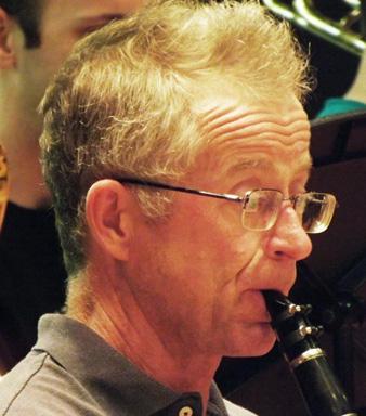 Clarinetist David Hershiser