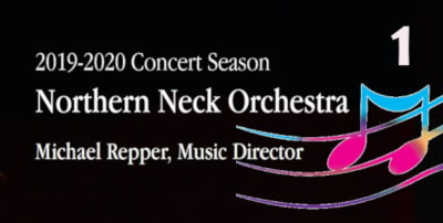 Season Ticket (Includes Three Concerts) - Option 1, with Winter Concert on 3/27/20 at Lancaster Middle School, Kilmarnock