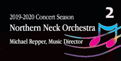 Season Ticket (Includes Three Concerts) - Option 2, with Winter Concert on 3/28/20 at Northumberland High School, Heathsville