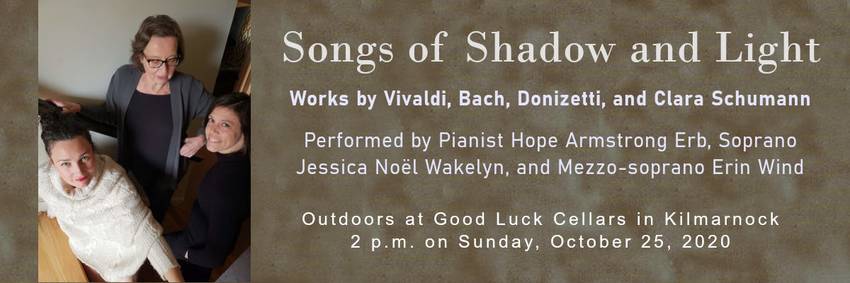 Songs of Shadow and Light