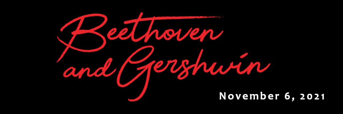 Beethoven and Gershwin